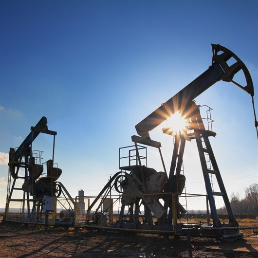 Brent petrolün varili 57 dolar seviyesinde