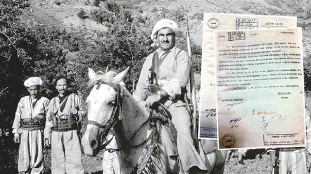 How Turkey saved the Barzani family from British oppression