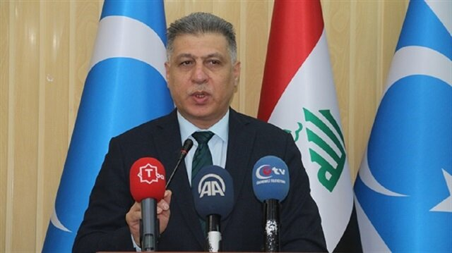 Turkmens urged to 'protect' themselves against terrorists in Kirkuk