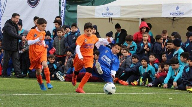 Futbol Akademi'de 6. Etap heyecanı