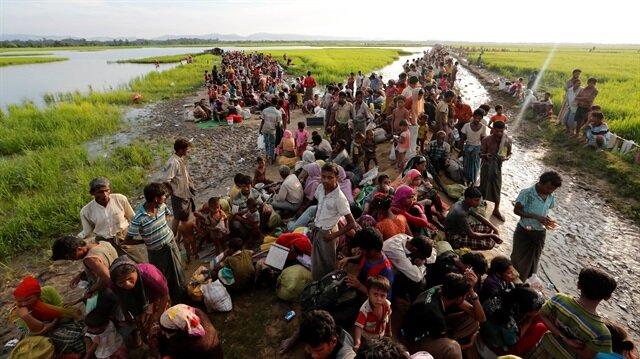 Mass destruction continues in Myanmar's Rakhine: HRW