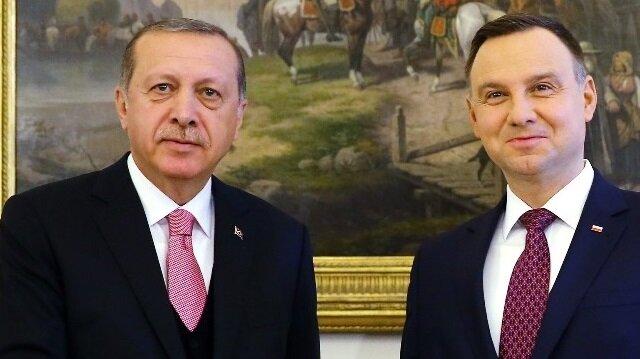 Erdoğan: AB'ye söylüyorum, meşgul etmeyin