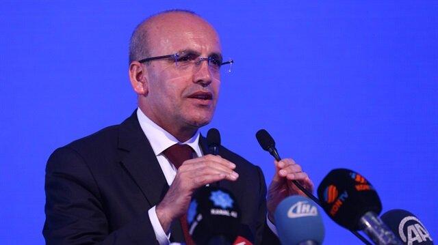 Başbakan Yardımcısı Şimşek'ten altın tahvili açıklaması