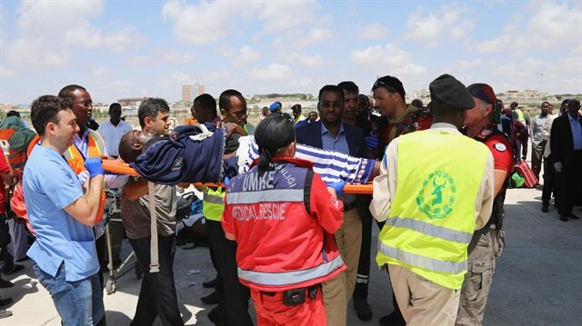 Qatar dispatches medical aid to bomb-rocked Mogadishu