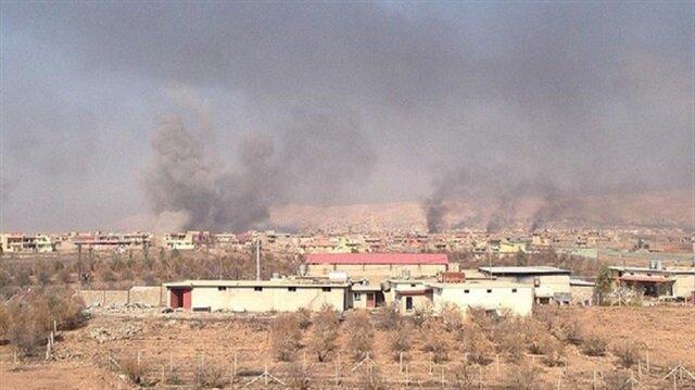 Peshmerga withdraw from Bashiqa