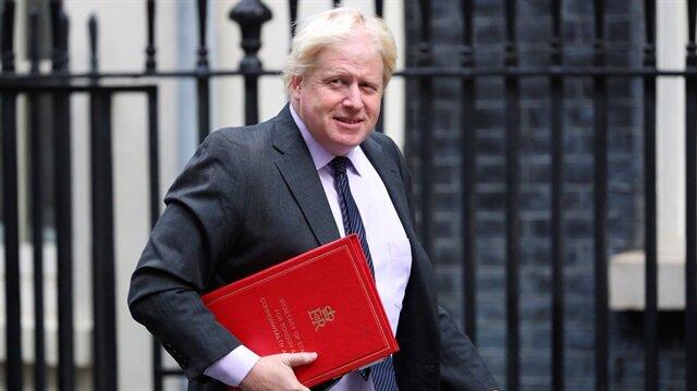 İngiliz Bakan Johnson 'Libya sözleri' için özür dilemedi