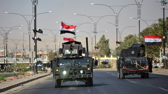 Iraqi forces take over Sinjar and all oil fields operated by North Oil Co