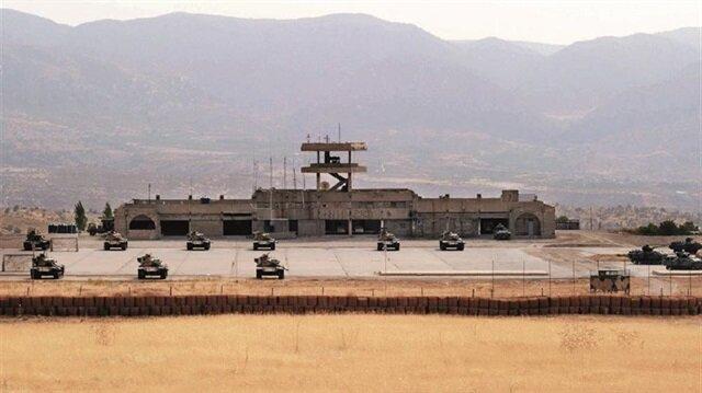 Turkey's next step to foil Barzani's plans: Ovaköy border gate