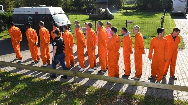 Heerenveen'li futbolculara şaşırtan ceza