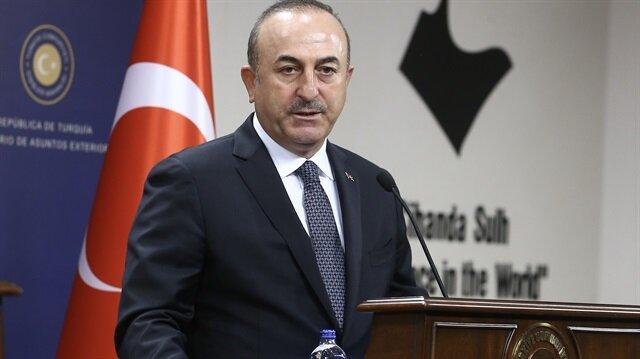 KRG referendum creates chaos: Turkish FM
