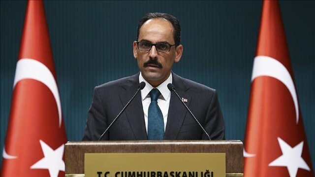 Turkey's top diplomat won't buckle to USA 'impositions'