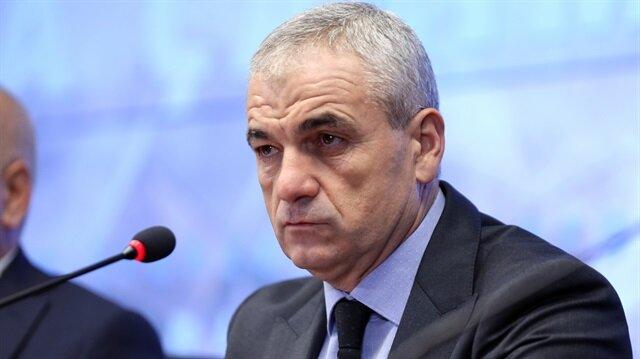 Trabzonspor'da şok istifa: Rıza gelir ben kaçar