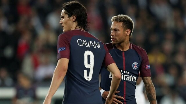 Cavani: Neymar'la arkadaş olmak zorunda değiliz