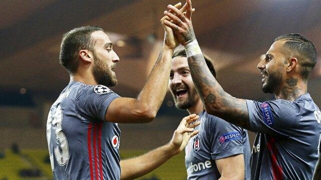 Beşiktaş beats Monaco in Champions League