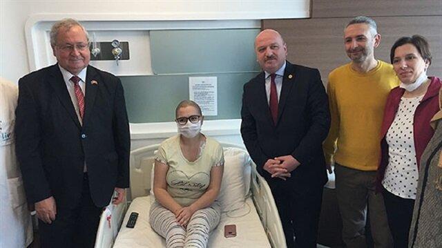 Kosovalı Manolya solmamak için destek bekliyor