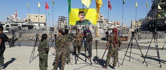 ABD işgal edip PKK'ya teslim etti
