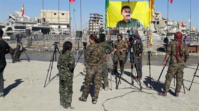 US delivers Raqqa to PKK terrorist organization
