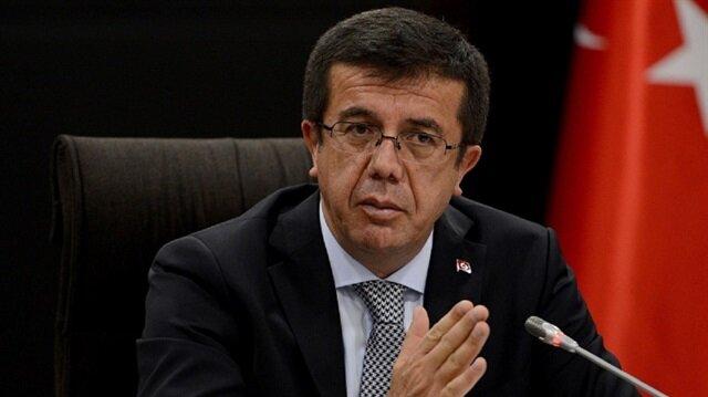 وزير الاقتصاد التركي: ندعم المشاريع المشتركة بين رجال الأعمال الأتراك والإيرانيين