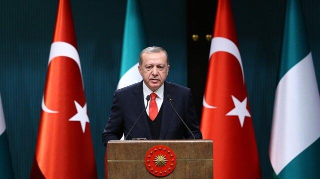 Erdoğan: No difference between Boko Haram, Daesh, FETÖ