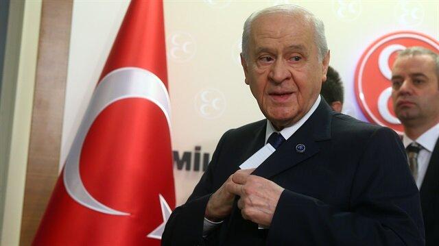 Devlet Bahçeli'den Galatasaray eleştirisi