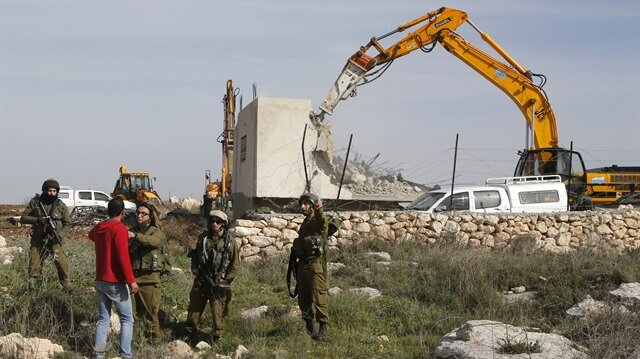 EU demands compensation for Israeli home demolitions