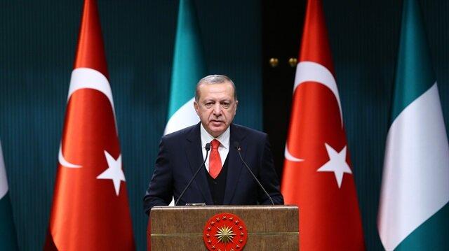 أردوغان: الإرهابيون قطعان قتلة يتغذون من دماء الأبرياء