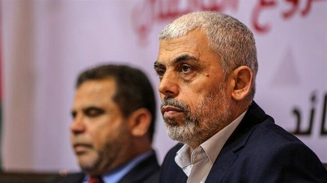 Hamas İsrail ve ABD Filistin uzlaşısında 'tehlike' teşkil ediyor