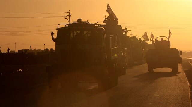 Iraqi forces clearing way for Ovaköy border gate