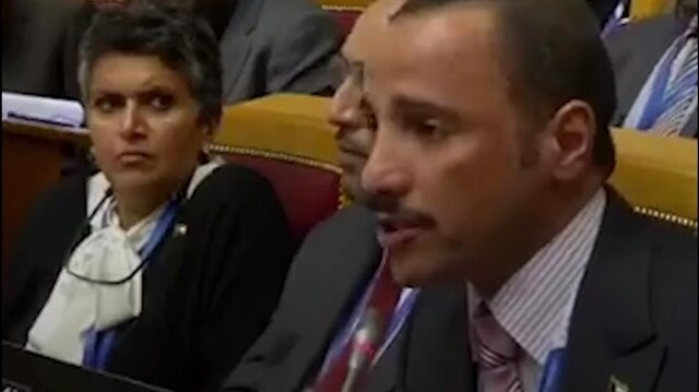 Kuwaiti MP slams Israel in St. Petersburg, draws praise