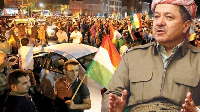 Barzani nin yalan makineleri