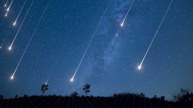 Orionid meteor yağmurunun bu gece 01 ila 04 saatleri arasında görülebileceği ifade ediliyor.