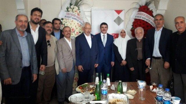 الإعلان عن إنشاء وقف خير الدين باشا التونسي بتركيا