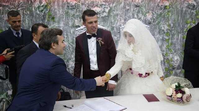 إلى جانب البلديات..البرلمان التركي يعطي دوائر الإفتاء سلطة عقد النكاح