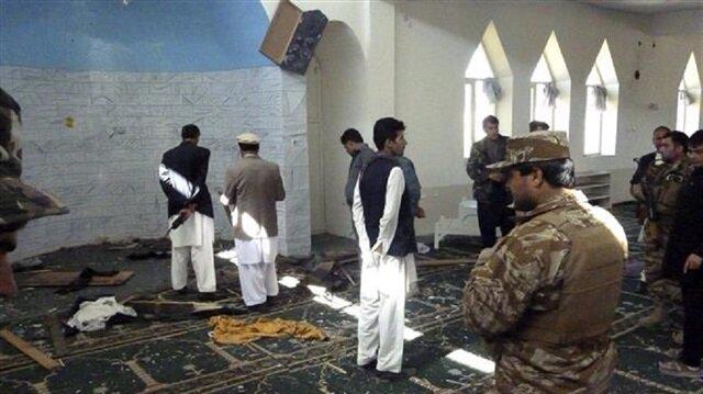 afganistan'da iki camide iki saldırı ile ilgili görsel sonucu