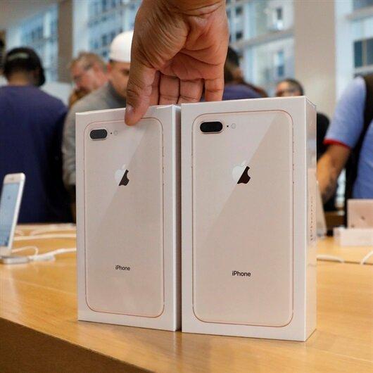 iPhone 8 ve iPhone 8 Plus Türkiye'de satışa çıktı