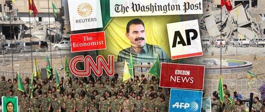 PKK'ya alkış tuttular!