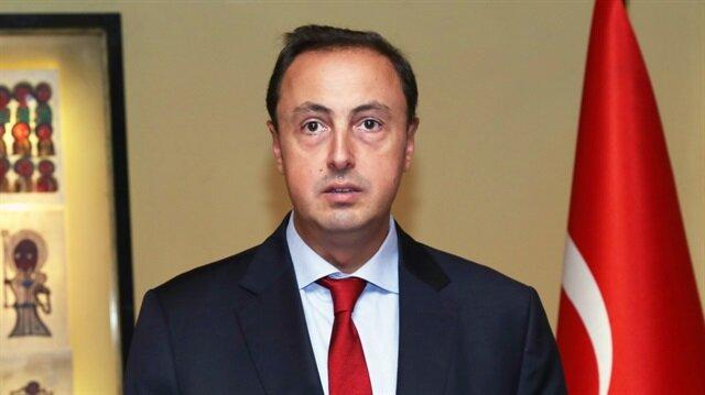Türkiye'nin Addis Ababa Büyükelçisi Fatih Ulusoy