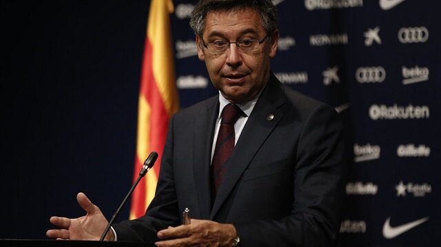 Josep Maria Bartomeu: 'Barcelona want to continue playing in La Liga'