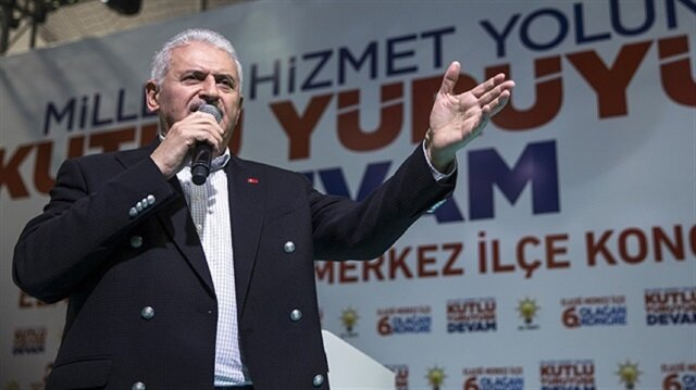 No country can dictate how Turkey must act: PM Yıldırım