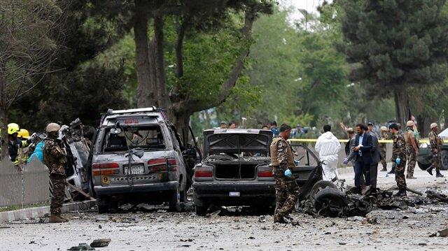 Car bomb kills 15 Afghan army personnel in Kabul