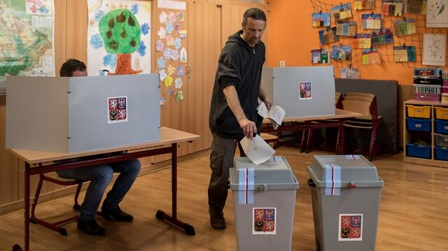 Billionaire's ANO party holding big lead in Czech election