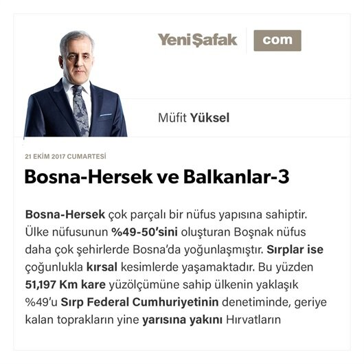 Bosna-Hersek ve Balkanlar-3