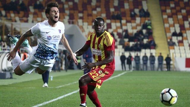 Yeni Malatyaspor-Trabzonspor: 1-0