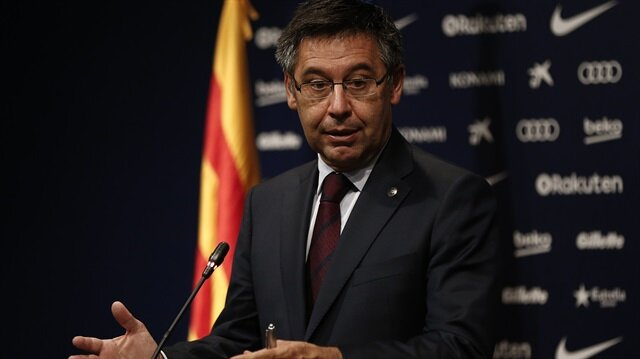 Barcelona'dan<br>'La Liga' kararı