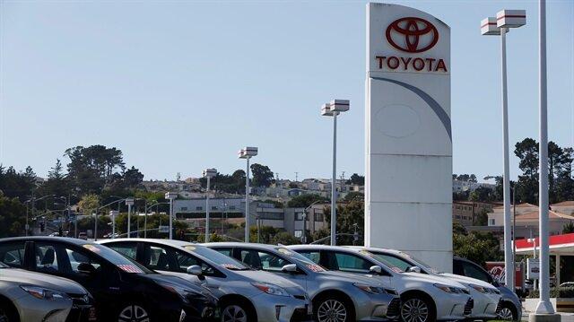 Toyota Japonya'daki üretimini durduruyor