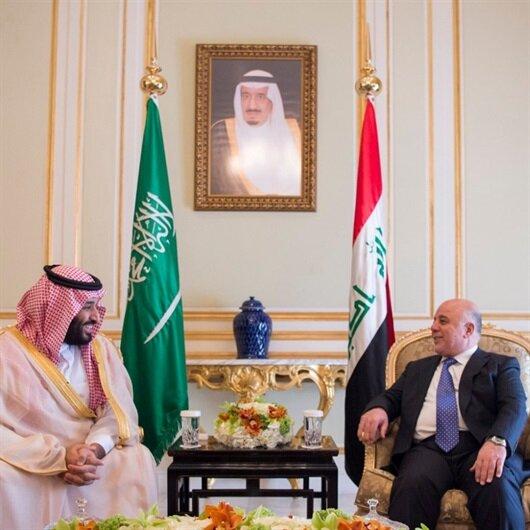 Irak Başbakanı İbadi Suudi Arabistan'da