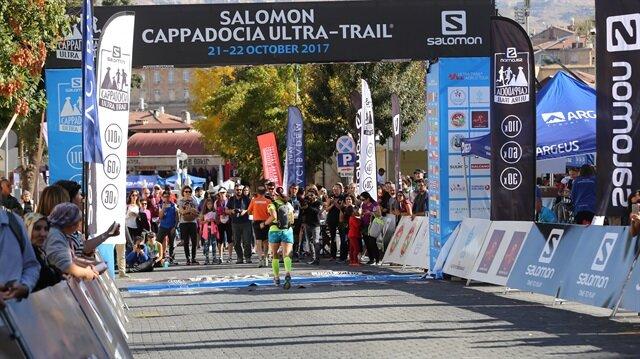 Lithuanian trail runner wins Cappadocia title
