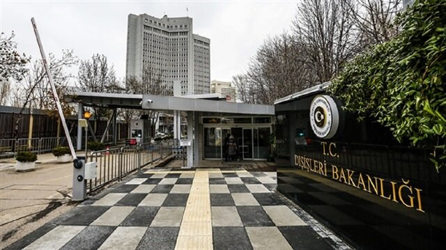 Turkey condemns deadly shootout in Egypt