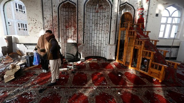 Death toll up to 80 in Afghanistan suicide attacks