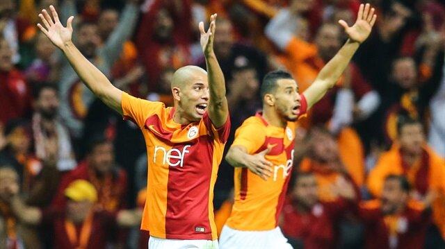 Feghouli: Pozisyon net penaltıydı